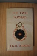 Lord of the Rings The Two Towers - Tolkien - 1st Edition 4th Impression 1956
