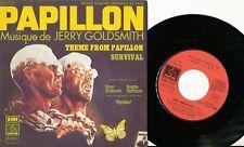 BOF PAPILLON 45 T. JERRY GOLDSMITH HOFFMAN MCQUEEN (2)