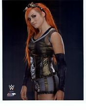 BECKY LYNCH 8x10 PHOTO FILE WWE WWF WRESTLING DIVA CHAMPION #6
