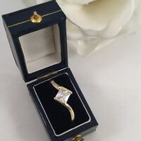 Vintage Jewellery 9ct Solid Gold Ring 9 ct 375 Jewelry