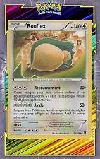 🌈Ronflex - XY10:Impact des Destins - 77/124 - Carte Pokemon Neuve Française