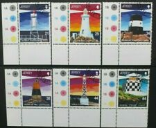 JERSEY 1999 Lighthouses 150th Anniversary. Set of 6 Very Fine USED CTO SG917/922