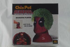 Deadpool Chia Pet Marvel Decorative Pottery Planter