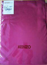 KENZO MAISON SINGLE Fitted Sheet YOKO CASSIS 90x200cm NEW