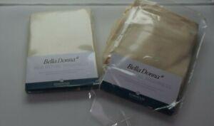 FORMESSE Bella Donna - 2 Kissenbezüge * in 80/80 * Farbe: NATUR * B-Ware