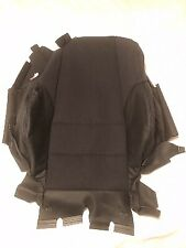 BMW E46 Convertible Cloth & Leather Seat Backrest Cover GENUINE 52108255514