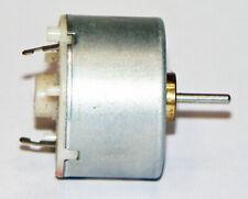 12 Volt DC Mabuchi Motor