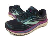 Brooks Glycerin 15 Running Shoes Blue White Athletic Sneakers Women's Size 6.5 B