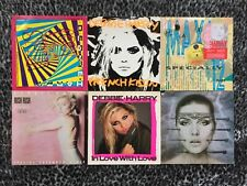 BLONDIE / Debbie Harry VINYL LP LOT  Punk CBGB RAMONES New York Dolls Nina Hagen
