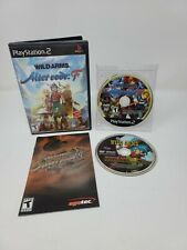 Wild Arms: Alter Code F (Sony PlayStation 2, 2005) Complete With Bonus Anime Dvd