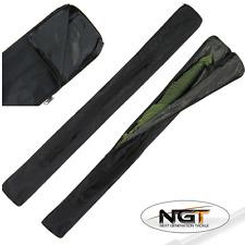 NGT CARP FISHING BLACK STINK BAG CASE FOR 42 INCH FOR  LANDING NETS + NET HANDLE
