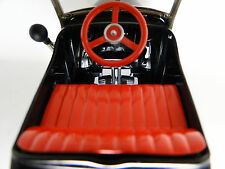Pedal Car 1930s Ford Hot Rod Rare Vintage Classic A Sport T Midget Metal Model