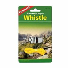 Coghlans Camping Whistle Wilderness Signal Whistle