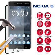 For Nokia 6 - 100% Genuine Tempered Glass Film Screen Protector