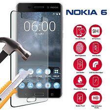 para Nokia 6-100% ORIGINAL PROTECTOR DE PANTALLA DE CRISTAL TEMPLADO