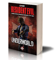 Resident Evil Underworld Vol. 4 (De 7) - S. D. Perry Livre Multiplayer