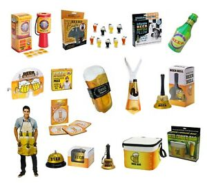 All about Beer(Tie, Cooler Bag,Bath Pillow,Apron,Slippers or Glasses Opener etc)