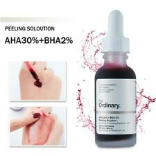 The Ordinary AHA 30% + BHA 2% Peeling Solution 30ml 10-Minute Exfoliating Face