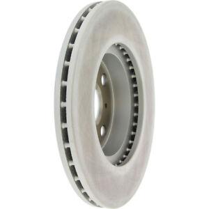 Disc Brake Rotor-GCX Application-Specific Brake Rotors - Partial Coating Front