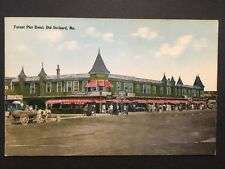 Antique POSTCARD c1910s Forest Pier Hotel OLD ORCHARD, ME Maine (20406)