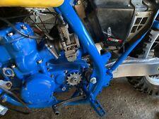 1986 Suzuki RM 250 EVO motocross bike project barn find investment rebuilt engin