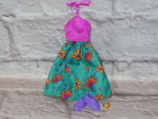 Barbie Fashionistas Doll Clothing Clothes Outfit with Shoes 4 pc Lot