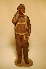 Tuskegee Airman Figurine