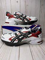Asics Gel-Kayano 5 OG Men Size 12 White Black Running Shoes 1021A182-100 New