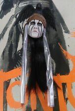 1/6 Hot Toys The Lone Ranger Tonto MMS217 Head Sculpt *US Seller*