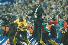 Pep Guardiola Barca legend signed 12x8 photo Image C  UACC Registered Dealer COA