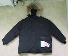 New Canada Goose Heli Arctic Parka 3XL - Black 100% Authentic