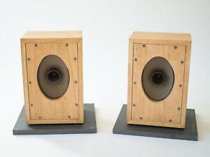 Vintage Grundig Full Range AlNiCo Speakers DEW Magnetfabrik Dortmond Telfunken