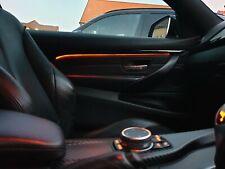 BMW SERIE 3 4 SPORTELLI F30 F31 F34 luce ambiente striscia di miglioramento