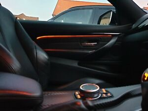 BMW 3 Series 4 Door F30 F31 F34 Ambient Light Enhancement Strip