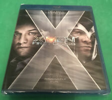 X-Men: First Class (Blu-ray Disc, 2011) ~Brand New~