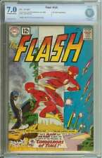 FLASH #125 CBCS 7.0 OW/WH PAGES