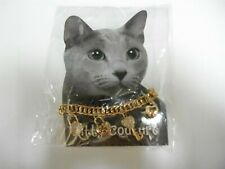New listing Wholesale Lot Of 26 Kitty Kitten Cat Crystal Charm Collar Necklaces