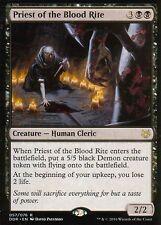 4x Priest of the Blood Rite   NM/M   Nissa vs. Ob Nixilis   Magic MTG