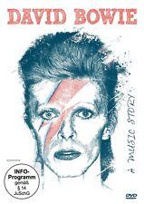 David Bowie - A Music Story - Atemberaubende Doku über D.B. aka 'Ziggy Stardust'