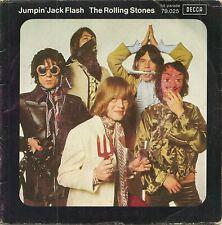 SP  BIEM  THE ROLLING STONES  JUMPIN' JACK FLASH  1968