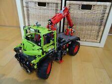 Lego Technic Offroad Truck aus Teilen v. 42054 Xerion MOC, Eigenbau