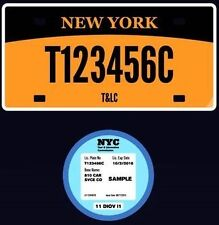 Ford Fusion Titanium For Hire Vehicle For Rent Rental NYC TLC Uber Lyft Juno