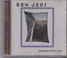Bon Jovi-Greatest Hits Live  cd album