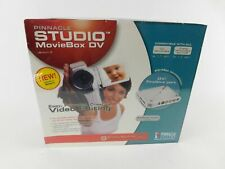 Pinnacle Studio MovieBox DV Version 9 FireWire Video Editing System