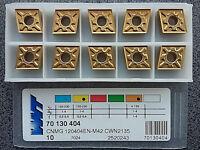 Mit Rechnung! 10 x LAMINA 90° Wendeplatten  SNKX 09T3.....LT30  NEU!