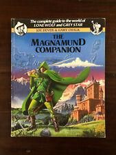 LONEWOLF: The Magnamund Companion