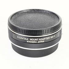 :Contax GA-1 Mount Adapter - C/Y Lens to G G1 G2