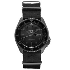 Seiko SRPD79 Men's Automatic Dive Style Watch NATO 5KX Brand New Free Shipping