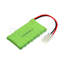 Rechargeable Battery Ni-MH AAA with Cable 2 Pin 9.6V 1000mAh