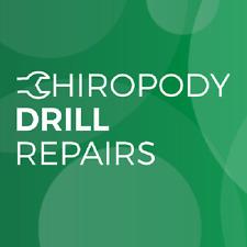 Chiropody Nail Drill Handpiece Repair Service - Saeyang Hadewe Kupa Berchtold